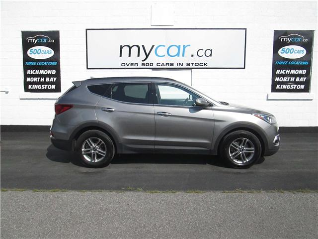 2018 Hyundai Santa Fe Sport 2.4 SE (Stk: 181001) in Kingston - Image 1 of 14