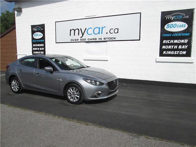 2014 Mazda Mazda3 GS-SKY (Stk: 180878) in Kingston - Image 2 of 14