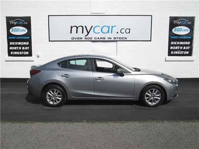 2014 Mazda Mazda3 GS-SKY (Stk: 180878) in Kingston - Image 1 of 14