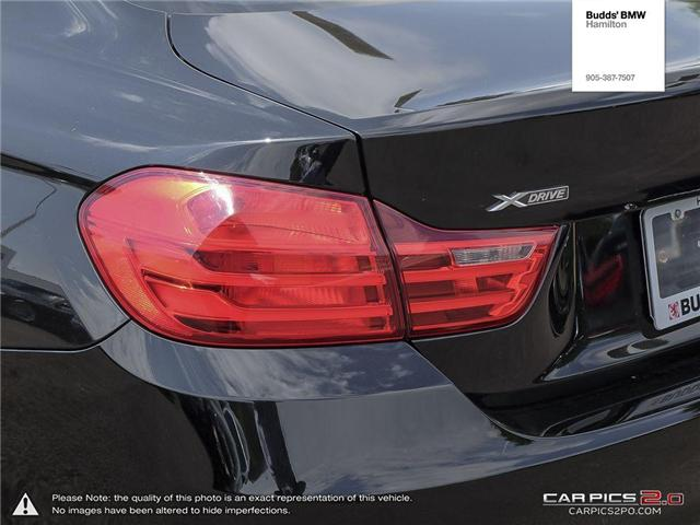 2014 BMW 428i xDrive (Stk: DH3090) in Hamilton - Image 11 of 27