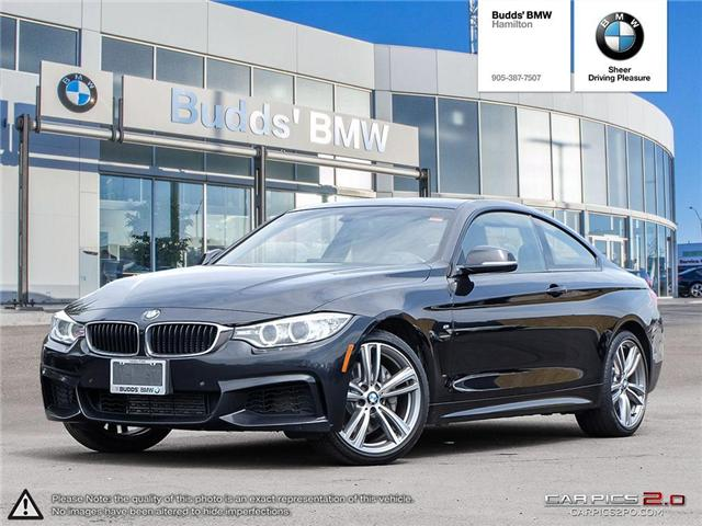 2014 BMW 435i xDrive (Stk: B23289A) in Hamilton - Image 1 of 29