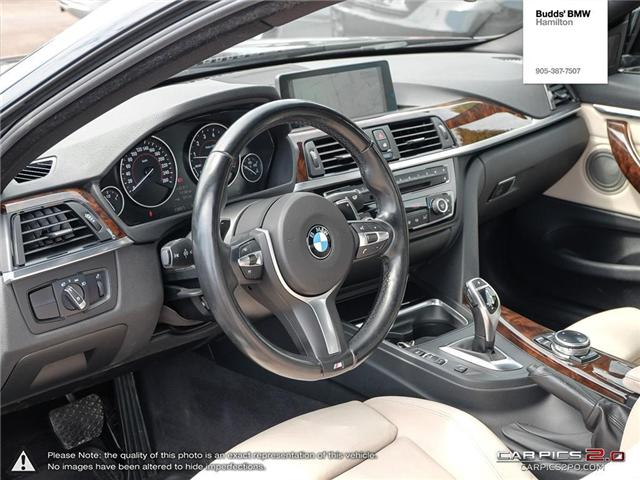 2014 BMW 435i xDrive (Stk: B23289A) in Hamilton - Image 13 of 29