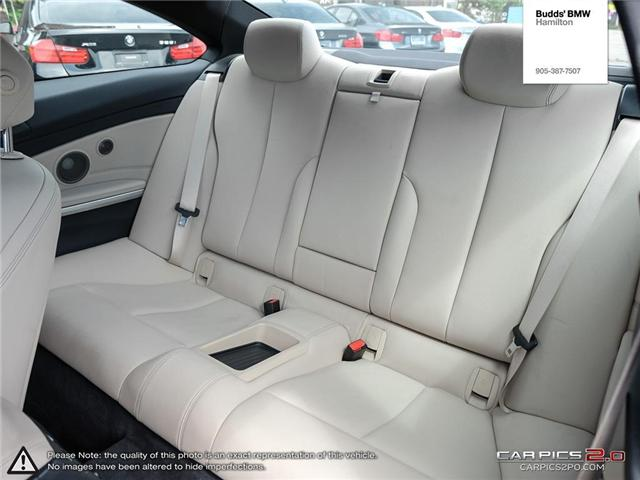 2014 BMW 435i xDrive (Stk: B23289A) in Hamilton - Image 25 of 29