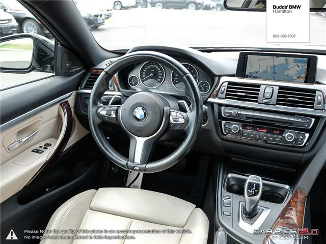 2014 BMW 435i xDrive (Stk: B23289A) in Hamilton - Image 27 of 29