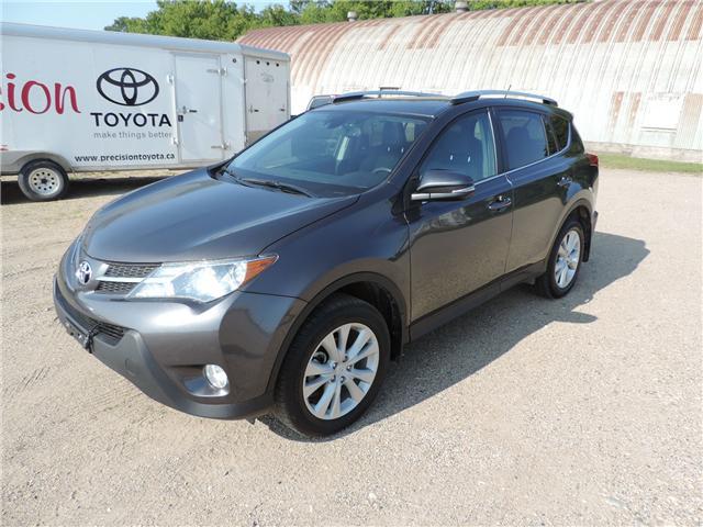 2015 Toyota RAV4 Limited (Stk: 181631) in Brandon - Image 2 of 25