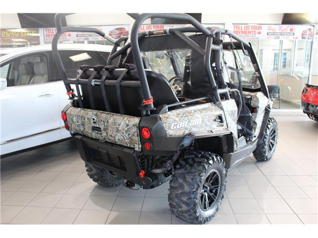 2012 Can-Am COMMANDER - (Stk: 70278) in Medicine Hat - Image 4 of 10