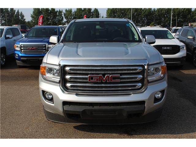 2018 GMC Canyon SLE (Stk: 161004) in Medicine Hat - Image 2 of 24