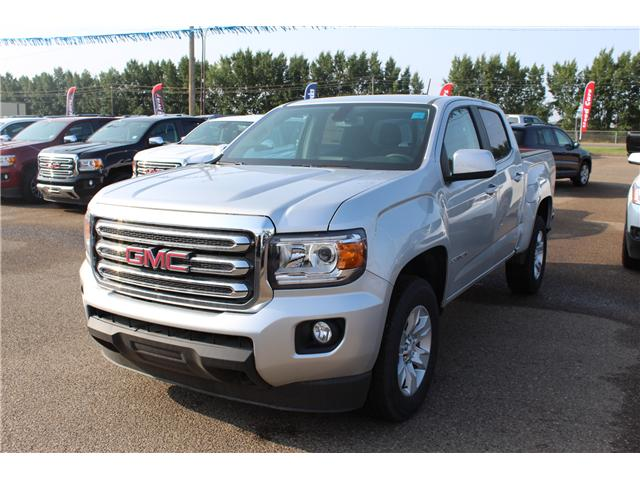 2018 GMC Canyon SLE (Stk: 161004) in Medicine Hat - Image 3 of 24