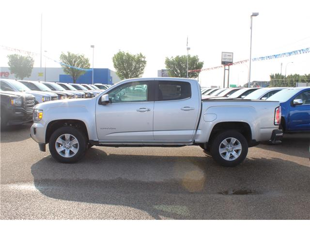 2018 GMC Canyon SLE (Stk: 161004) in Medicine Hat - Image 4 of 24