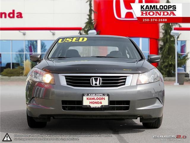 2010 Honda Accord EX-L (Stk: 14048A) in Kamloops - Image 2 of 25