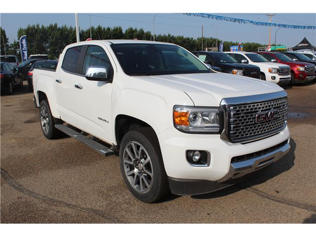 2018 GMC Canyon Denali (Stk: 161111) in Medicine Hat - Image 1 of 26