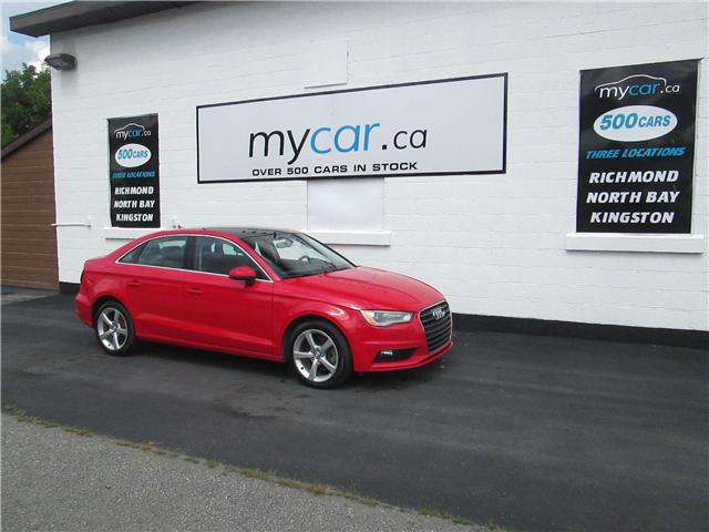 2015 Audi A3 1.8T Komfort (Stk: 180973) in Kingston - Image 2 of 14