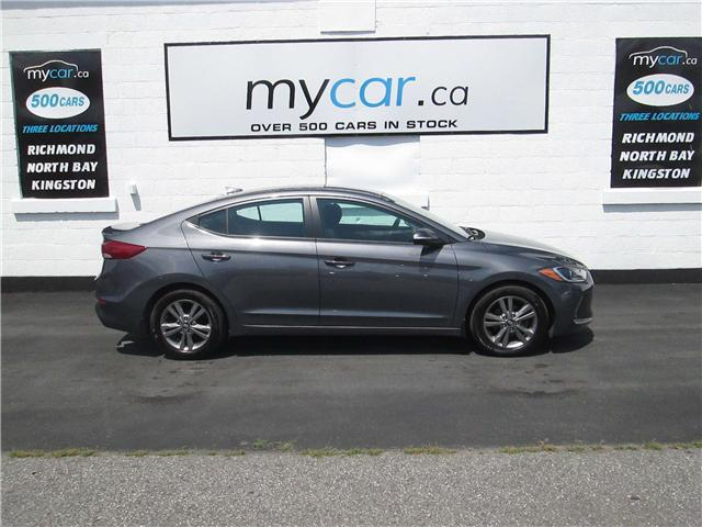 2017 Hyundai Elantra GL (Stk: 180967) in North Bay - Image 1 of 13