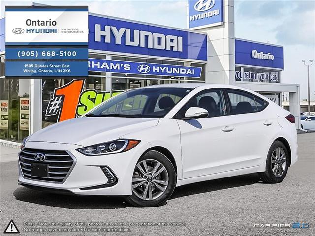 2017 Hyundai Elantra GL (Stk: 83937K) in Whitby - Image 1 of 27