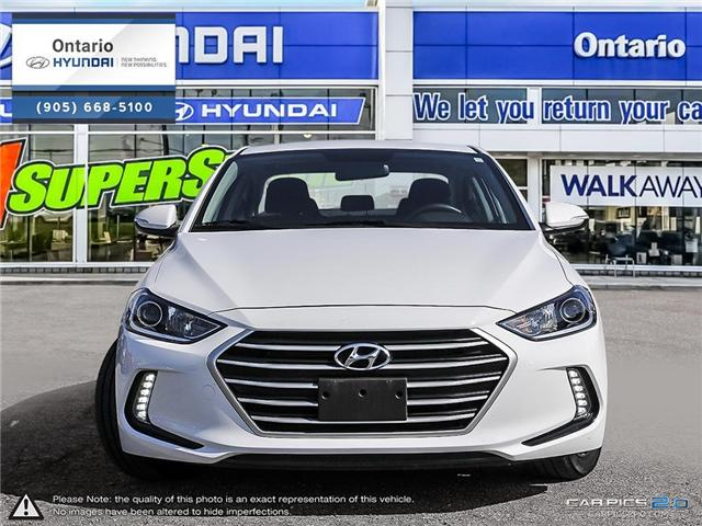 2017 Hyundai Elantra GL (Stk: 83937K) in Whitby - Image 2 of 27