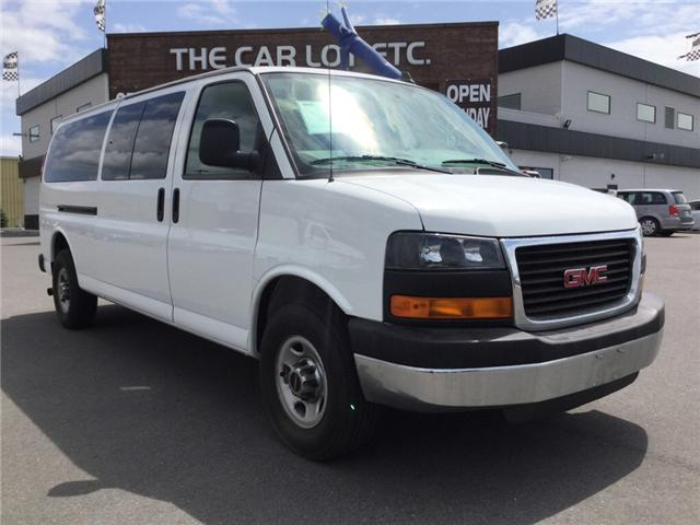2016 GMC Savana 3500 1LT (Stk: 18238) in Sudbury - Image 1 of 14