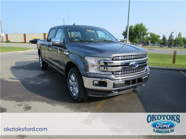 2018 Ford F-150 Lariat (Stk: JK-431) in Okotoks - Image 1 of 5