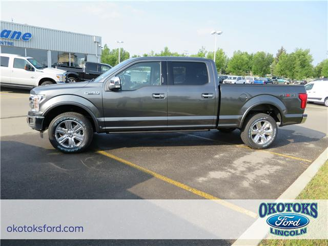 2018 Ford F-150 Lariat (Stk: JK-431) in Okotoks - Image 2 of 5