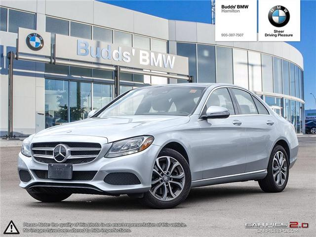 2016 Mercedes-Benz C-Class Base (Stk: T24942A) in Hamilton - Image 1 of 28
