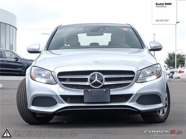 2016 Mercedes-Benz C-Class Base (Stk: T24942A) in Hamilton - Image 2 of 28