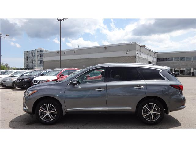 2017 Infiniti QX60  (Stk: U12218) in Scarborough - Image 2 of 23