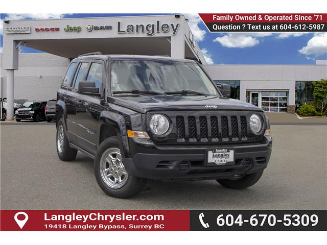 2017 Jeep Patriot Sport/North (Stk: EE890280A) in Surrey - Image 1 of 26