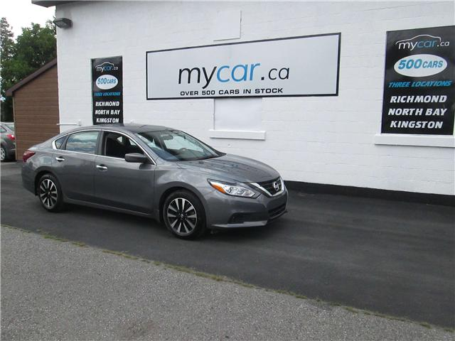2018 Nissan Altima 2.5 SV (Stk: 181028) in North Bay - Image 2 of 14
