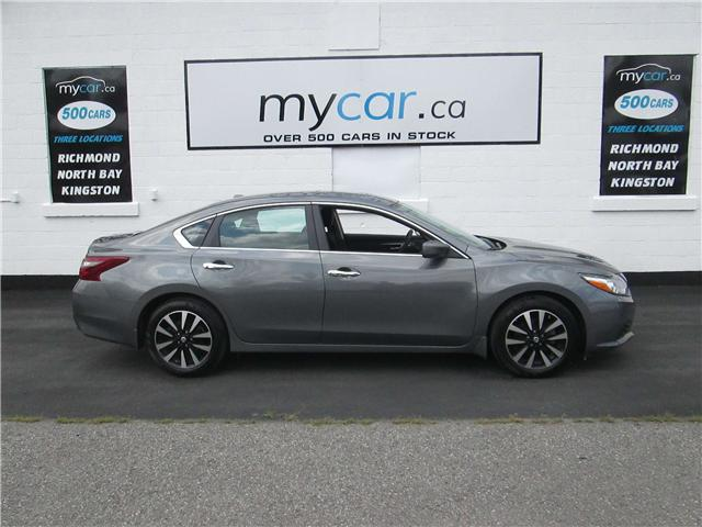 2018 Nissan Altima 2.5 SV (Stk: 181028) in Kingston - Image 1 of 14