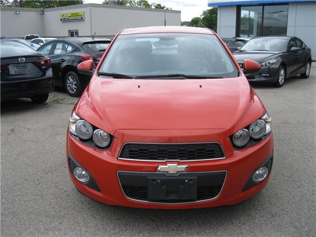 2012 Chevrolet Sonic LTZ (Stk: 18091A) in Stratford - Image 2 of 21