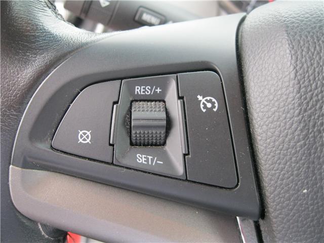 2012 Chevrolet Sonic LTZ (Stk: 18091A) in Stratford - Image 11 of 21