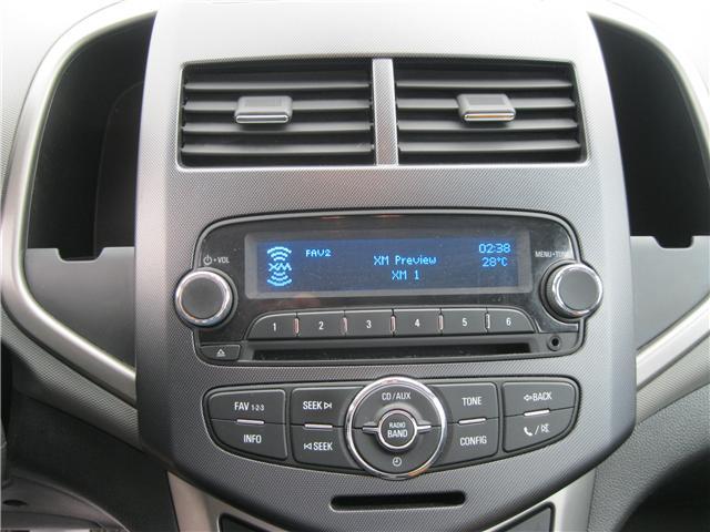 2012 Chevrolet Sonic LTZ (Stk: 18091A) in Stratford - Image 13 of 21