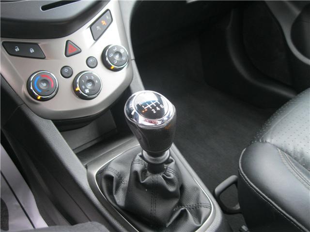2012 Chevrolet Sonic LTZ (Stk: 18091A) in Stratford - Image 15 of 21
