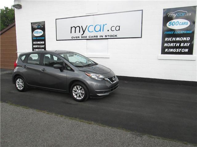 2018 Nissan Versa Note 1.6 SV (Stk: 181030) in Richmond - Image 2 of 13