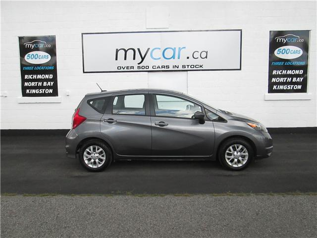 2018 Nissan Versa Note 1.6 SV (Stk: 181030) in Richmond - Image 1 of 13