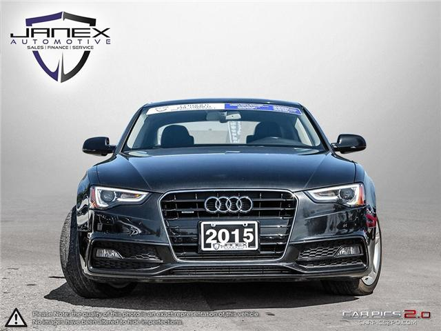 2015 Audi A5 2.0T Technik (Stk: 18455) in Ottawa - Image 2 of 29