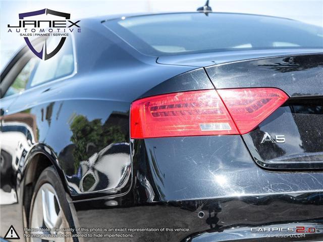 2015 Audi A5 2.0T Technik (Stk: 18455) in Ottawa - Image 12 of 29