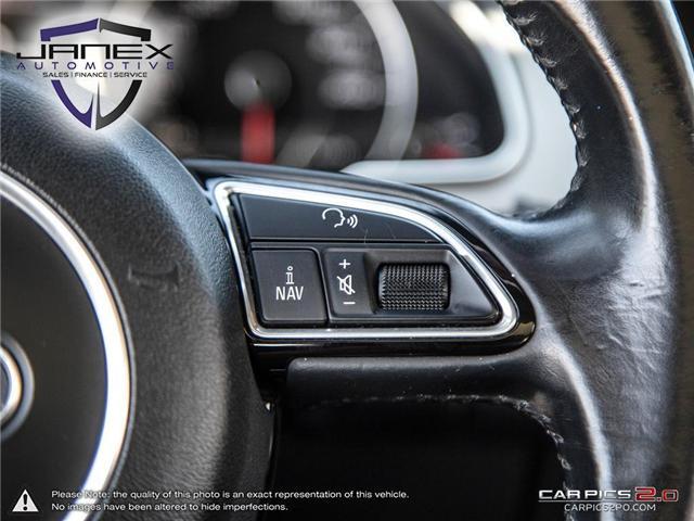 2015 Audi A5 2.0T Technik (Stk: 18455) in Ottawa - Image 18 of 29