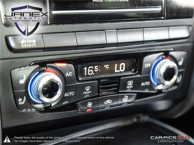 2015 Audi A5 2.0T Technik (Stk: 18455) in Ottawa - Image 20 of 29