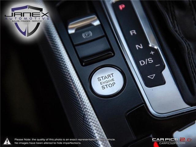 2015 Audi A5 2.0T Technik (Stk: 18455) in Ottawa - Image 27 of 29