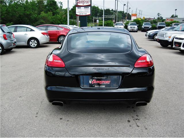 2013 Porsche Panamera 4 Platinum Edition (Stk: 1387) in Orangeville - Image 5 of 23