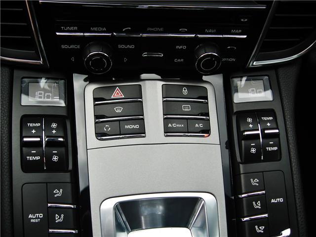 2013 Porsche Panamera 4 Platinum Edition (Stk: 1387) in Orangeville - Image 19 of 23