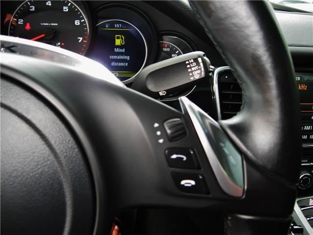 2013 Porsche Panamera 4 Platinum Edition (Stk: 1387) in Orangeville - Image 16 of 23