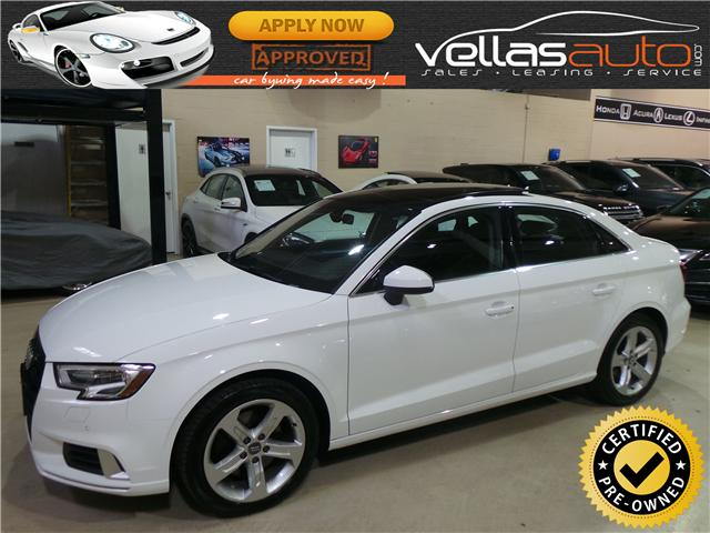 2017 Audi A3  (Stk: NP2196) in Vaughan - Image 1 of 26