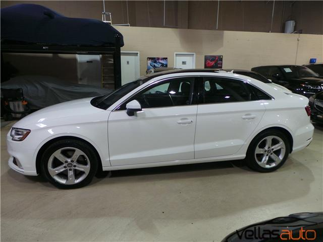 2017 Audi A3  (Stk: NP2196) in Vaughan - Image 2 of 25