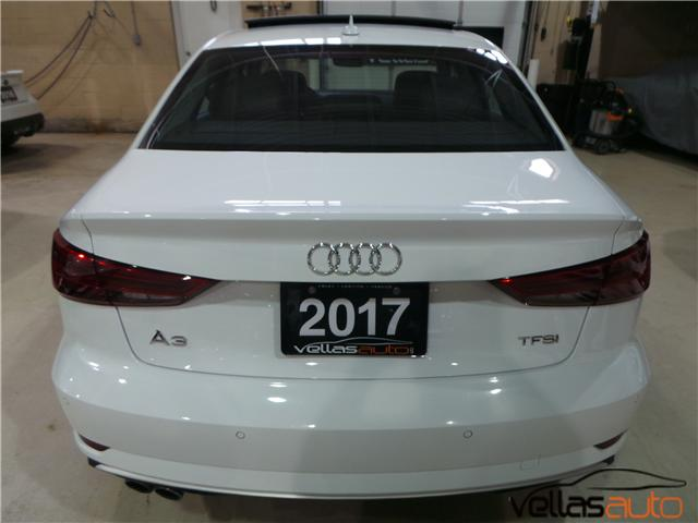 2017 Audi A3  (Stk: NP2196) in Vaughan - Image 6 of 25