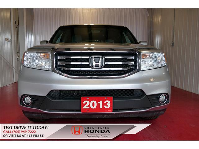 2013 Honda Pilot EX (Stk: H5961A) in Sault Ste. Marie - Image 2 of 21