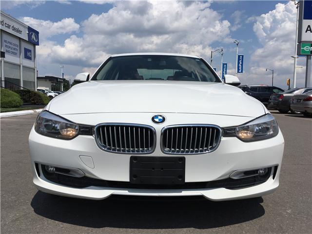 2014 BMW 320i xDrive (Stk: 14-61903) in Brampton - Image 2 of 24