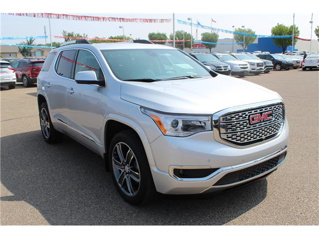 2017 GMC Acadia Denali (Stk: 166862) in Medicine Hat - Image 1 of 31