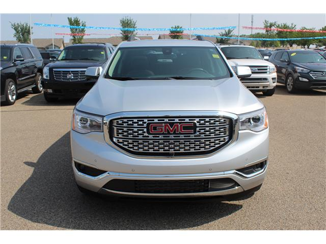 2017 GMC Acadia Denali (Stk: 166862) in Medicine Hat - Image 2 of 31