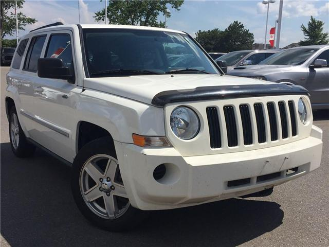 2010 Jeep Patriot Sport/North (Stk: 1807345) in Waterloo - Image 1 of 2